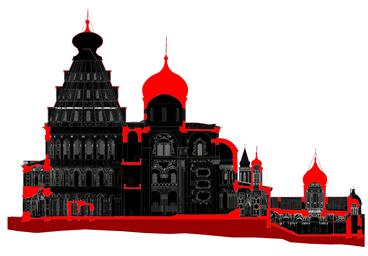 New Jerusalem - Istra - Russia