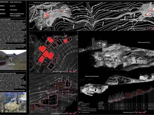 Rilievo laser scanner – Borgate Laval e Joussaud – Pragelato