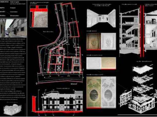 Rilievo laser scanner – Palazzo della Cella – Verona