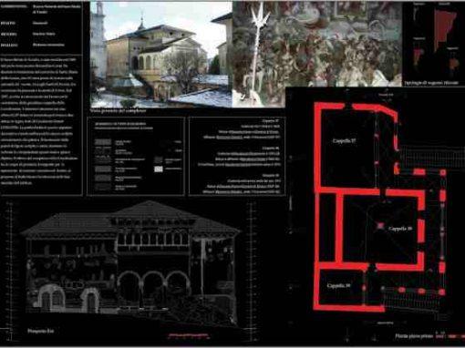 Rilievo laser scanner – Crocifissione  – Sacro Monte di Varallo